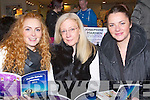 BOOKLET: Eileen O'Sullivan,Ann Talbot andf Caitriona O'Sullivan (Tralee) looking overs the Psychic Holistic Directory 2013 in The Manor West Hotel, Tralee on Sunday.