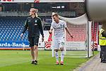 16.07.2017, Stadion an der Bremer Bruecke, Osnabrueck, GER, FSP VfL Osnabrueck vs SV Werder Bremen<br /> <br /> im Bild<br /> Sven Plagge (Physiotherapeut Werder Bremen), Johannes Eggestein (Werder Bremen #24) wird verletzungsbedingt nach Duell / Zweikampf mit Konstantin Engel (VfL Osnabrueck #5) (nicht im Bild) ausgewechselt, <br /> <br /> Foto &copy; nordphoto / Ewert