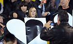 FUDBAL, BEOGRAD, 03. Nov. 2010. - Navijaci Partizana. Utakmica 4. kola Lige sampiona grupe H izmedju Partizana i Brage / Partizan vs SC Braga UEFA Champions League Group H.. Foto: Nenad Negovanovic