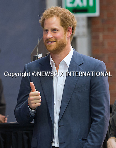 03.12.2015; Johannesburg, South Africa: PRINCE HARRY <br />watches a live performance as he visits a Youth Empowerment Exposition where he met young entrepreneurs at The Bus Factory.<br />Mandatory Photo Credit: &copy;DiasImages/NEWSPIX INTERNATIONAL<br /><br />PHOTO CREDIT MANDATORY!!: NEWSPIX INTERNATIONAL(Failure to credit will incur a surcharge of 100% of reproduction fees)<br /><br />IMMEDIATE CONFIRMATION OF USAGE REQUIRED:<br />Newspix International, 31 Chinnery Hill, Bishop's Stortford, ENGLAND CM23 3PS<br />Tel:+441279 324672  ; Fax: +441279656877<br />Mobile:  0777568 1153<br />*All Fees Payable to Newspix International*<br />e-mail: info@newspixinternational.co.uk