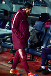 UEFA Champions League 2018/2019 - Matchday 6.<br /> FC Barcelona vs Tottenham Hotspur FC: 1-1.<br /> Lionel Messi.