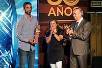 Juan Carlos Navarro during the 80th Aniversary of the National Basketball Team at Melia Castilla Hotel, Spain, September 01, 2015. <br /> (ALTERPHOTOS/BorjaB.Hojas) / NortePhoto.Com