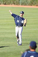 James Meador, San Diego Toreros in a series at Arizona State University, 4/5 - 4/6/2010 .Photo by:  Bill Mitchell/Four Seam Images.