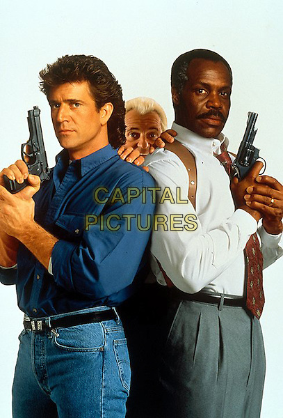 Mel Gibson, Joe Pesci & Danny Glover.in Lethal Weapon 3 (1992) .*Filmstill - Editorial Use Only*.CAP/NFS.Supplied by Capital Pictures.
