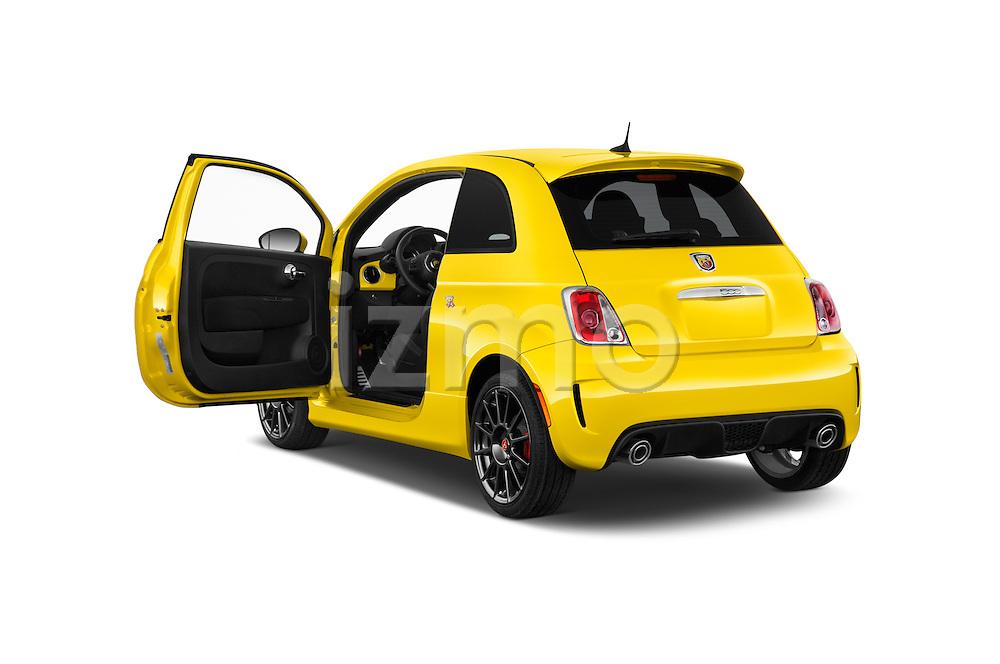 Car images of 2017 Fiat 500 Abarth 3 Door Hatchback Doors