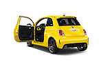 Car images of 2016 Fiat 500 Abarth 3 Door Hatchback Doors
