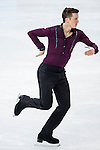 Jeremy Abbott of USA compete in the Short Program Men during the 2014 Sochi Olympic Winter Games at Iceberg Skating Palace on February 6, 2014 in Sochi, Russia. Photo by Victor Fraile / Power Sport Images