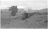 #278 with 15 car stock train coming into Iola.<br /> D&amp;RGW  Iola, CO  Taken by Richardson, Robert W. - 8/3/1951