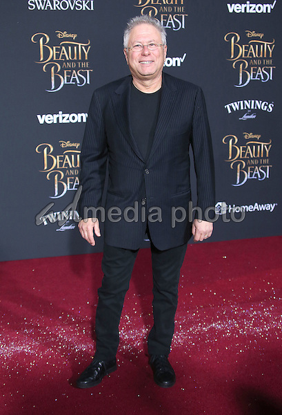 02 March 2017 - Hollywood, California - Alan Menken<br /> Top 5000<br /> Booboo Stewart. Disney's &quot;Beauty and the Beast' World Premiere held at El Capitan Theatre. Photo Credit: AdMedia