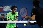 US Open 2014 quarter-final Monfils against Federer