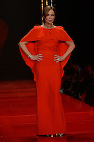 www.acepixs.com<br /> February 9, 2017  New York City<br /> <br /> Lauren Holly walks the runway at the American Heart Association's Go Red For Women Red Dress Collection 2017 presented by Macy's at Fashion Week at Hammerstein Ballroom on February 9, 2017 in New York City.<br /> <br /> Credit: Kristin Callahan/ACE Pictures<br /> <br /> <br /> Tel: 646 769 0430<br /> Email: info@acepixs.com