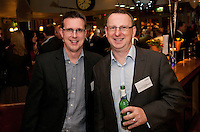 Alex Smith of Gateley (left) and Phil Burnell of 360 Project Management