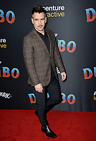 LOS ANGELES, CA. March 11, 2019: Colin Farrell at the world premiere of &quot;Dumbo&quot; at the El Capitan Theatre.<br /> Picture: Paul Smith/Featureflash