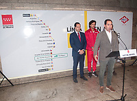 They are a total of 18 stations for the 18 teams that will compete in the final of the tennis tournament. The Davis Cup finals will be held for the first time in Madrid, between November 18 and 24 at the Caja Magica.<br /> Ignacio Aguado, Feliciano lopez
