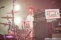 Live concert photo of The Dickies @ Santa Monica Civic Auditorium by http://www.justingillphoto.com
