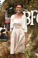 Lucy Dahl at the UK premiere of 'The BFG' at the Odeon Leicester Square, London.<br /> July 17, 2016  London, UK<br /> Picture: Steve Vas / Featureflash
