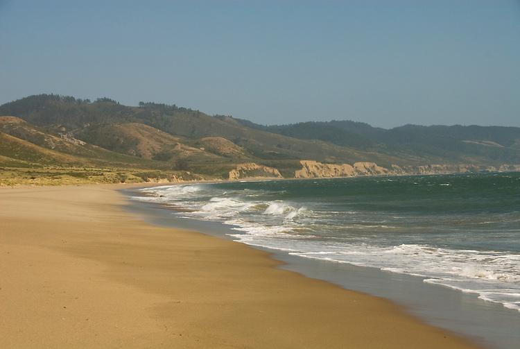 California: Limantour Beach at Point Reyes National Seashore near San Francisco. Photo copyright Lee Foster. Photo # casanf81271