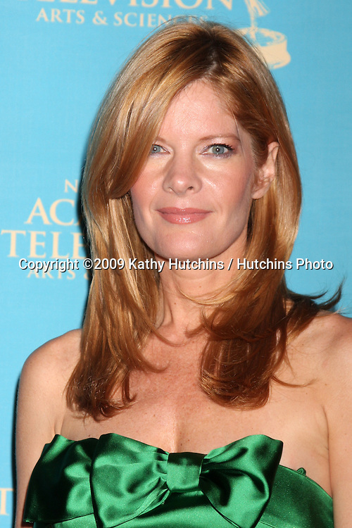 Michelle Stafford  at the Daytime Creative Emmy Awards  at the Westin Bonaventure Hotel in  Los Angeles, CA on August 29, 2009.©2009 Kathy Hutchins / Hutchins Photo.