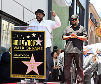 Rapper WC &amp; Ice Cube at the Hollywood Walk of Fame star ceremony honoring actor/musician Ice Cube, Los Angeles, USA 12 June  2017<br /> Picture: Paul Smith/Featureflash/SilverHub 0208 004 5359 sales@silverhubmedia.com