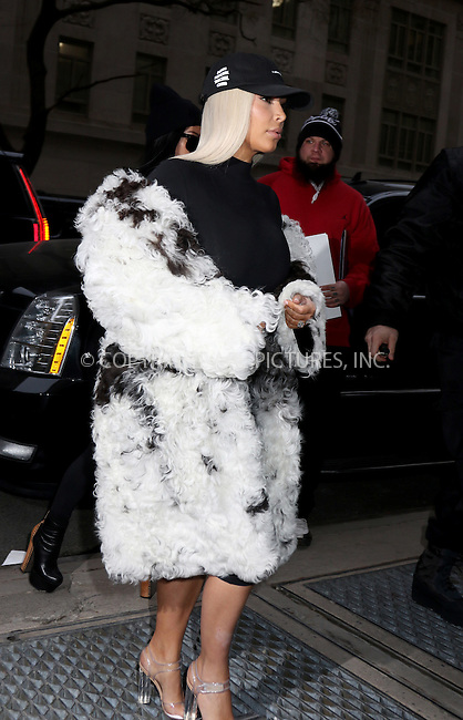 WWW.ACEPIXS.COM<br /> <br /> February 12 2016, New York City<br /> <br /> Kim Kardashian went out on the Upper East Side on February 12 2016 in New York City<br /> <br /> By Line: Philip Vaughan/ACE Pictures<br /> <br /> ACE Pictures, Inc.<br /> tel: 646 769 0430<br /> Email: info@acepixs.com<br /> www.acepixs.com