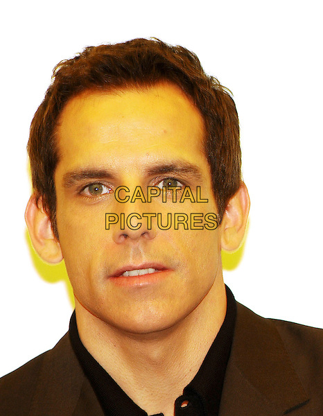 "BEN STILLER.Attends the cast photocall for ""Madagascar"",.Rome, Italy, June 15th 2005..portrait headshot.Ref: CAV.www.capitalpictures.com.sales@capitalpictures.com.©Luca Cavallari/Capital Pictures."