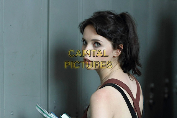 Felicity Jones<br /> in Breathe In (2013) <br /> *Filmstill - Editorial Use Only*<br /> CAP/NFS<br /> Image supplied by Capital Pictures