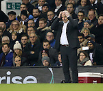 Hull's Mike Phelan looks on dejected during the Premier League match at White Hart Lane Stadium, London. Picture date December 14th, 2016 Pic David Klein/Sportimage