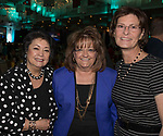 Gleney Lubbers, Felicia O'Carroll and Nancy Bostdorff during the 26th Annual Salute to Women of Achievement Luncheon held at the Grand Sierra Resort on Thursday, May 25, 2017.
