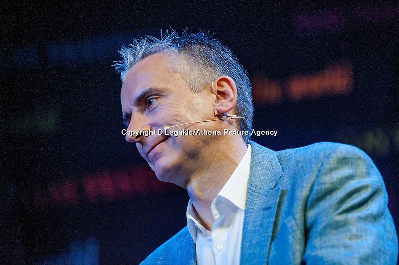 Thursday  29 May 2014, Hay on Wye, UK<br /> Pictured: Alan Smith <br /> Re: The Hay Festival, Hay on Wye, Powys, Wales UK.