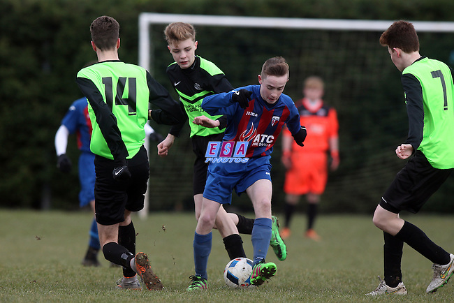 PARK REGIS v SITTINGBOURNE<br /> KENT YOUTH LEAGUE<br /> U15 SOUTH<br /> SUNDAY 28TH FEB 2016