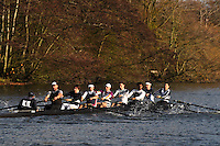006 SPS St Paul's School. Wallingford Head of the River. Sunday 27 November 2011. 4250 metres upstream on the Thames from Moulsford railway bridge to Oxford Universitiy's Fleming Boathouse in Wallingford. Event run by Wallingford Rowing Club..