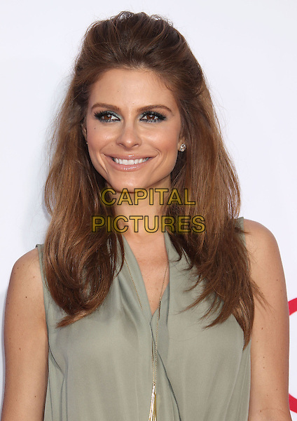 21 April 2014 - Westwood, California - Maria Menounos. &quot;The Other Woman&quot; Los Angeles Premiere held at the Regency Village Theatre.  <br /> CAP/ADM/RE<br /> &copy;Russ Elliot/AdMedia/Capital Pictures