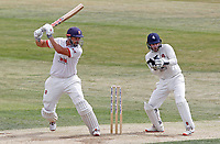 Nick Browne of Essex in batting action during Essex CCC vs Kent CCC, Bob Willis Trophy Cricket at The Cloudfm County Ground on 2nd August 2020