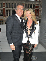 Steve Varsano and Lisa Tchenguiz at the Cash & Rocket Masquerade Ball 2019, Victoria and Albert Museum, Cromwell Road, London, England, UK, on Wednesday 05th June 2019.<br /> CAP/CAN<br /> ©CAN/Capital Pictures