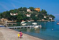 Italien, Toskana, Monte Argentario, bei Porto San Stefano