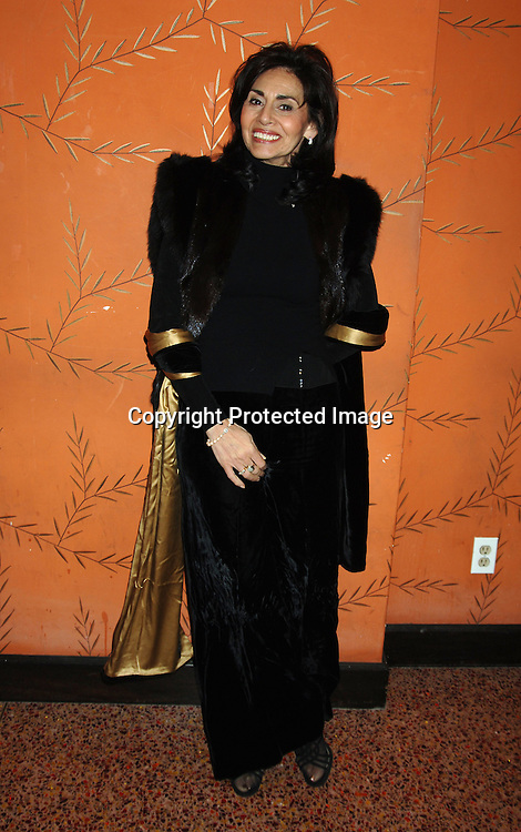 Patricia Mauceri ..at the One Life To Live Christmas Party at LQ on     December 12, 2005. ..Photo by Robin Platzer, Twin Images