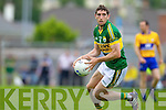 Killian Young, Kerry in action against  , Clare in the Munster Senior Championship Semi Final in Cusack Park, Ennis on Sunday.