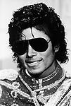Michael Jackson 1984 American Music Awards.© Chris Walter.