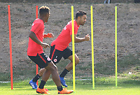 Marco Fabian (Eintracht Frankfurt) - 05.09.2018: Eintracht Frankfurt Training, Commerzbank Arena, DISCLAIMER: DFL regulations prohibit any use of photographs as image sequences and/or quasi-video.