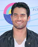 Tyler Hoechlin at FOX's 2012 Teen Choice Awards held at The Gibson Ampitheatre in Universal City, California on July 22,2012                                                                               © 2012 Hollywood Press Agency