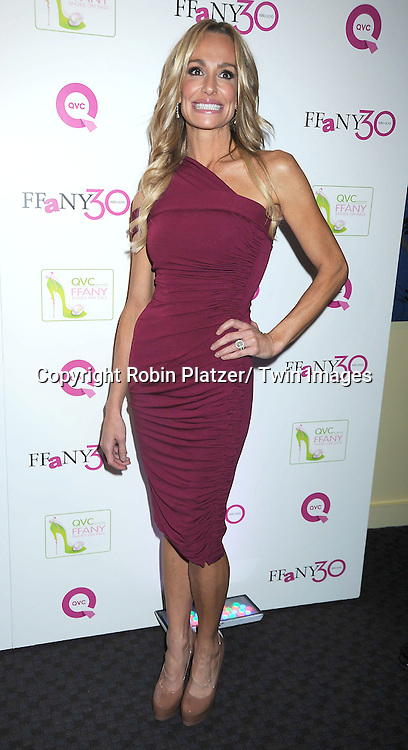 """Taylor Armstrong attending The QVC Presents """"FFANY Shoes on Sale"""" at Frederick P Rose Hall, Home of Jazz at Lincoln Center on October 13, 2010 in New York City."""