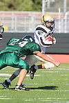 Torrance, CA 10/06/11 - Danny Gold (Peninsula #38) in action during the Peninsula vs South Torrance Frosh football game.