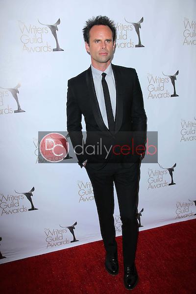 Walton Goggins<br /> at the 2013 Writers Guild Awards, JW Marriott, Los Angeles, CA 02-17-13<br /> David Edwards/DailyCeleb.com 818-249-4998