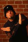 Various portrait sessions of the rock band, Limp Bizkit