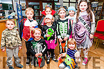 Haunted Writers Museum: Some of the children who visited the Writers Haunted Museum at the Seanchai Centre, Listowel on Sunday last.