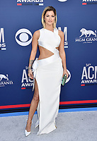 LAS VEGAS, CA - APRIL 07: Cassadee Pope attends the 54th Academy Of Country Music Awards at MGM Grand Hotel &amp; Casino on April 07, 2019 in Las Vegas, Nevada.<br /> CAP/ROT/TM<br /> &copy;TM/ROT/Capital Pictures