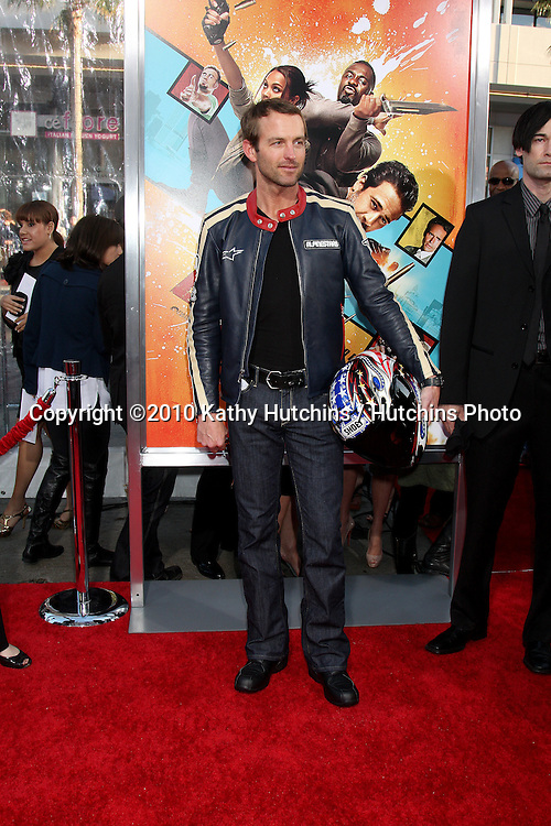 "Gunner Wright.arrives at ""The Losers"" Premiere.Grauman's Chinese Theater.Los Angeles, CA.April 20, 2010.©2010 Kathy Hutchins / Hutchins Photo..."