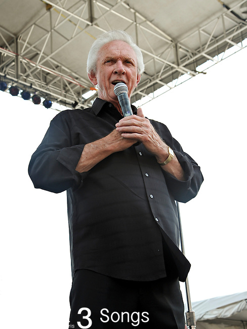 Mel Tillis performs at LP Field during the 2011 CMA Music Festival on June 11, 2011 in Nashville, Tennessee.