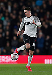 Tom Lawrence of Derby County during the FA Cup match at the Pride Park Stadium, Derby. Picture date: 4th February 2020. Picture credit should read: Darren Staples/Sportimage