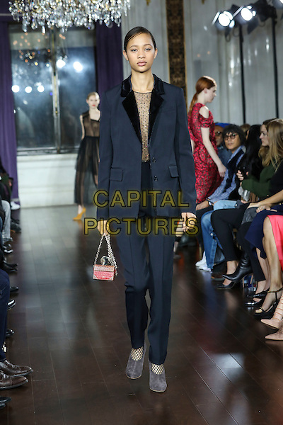 JASON WU<br /> New York Fashion Week FW 17 18<br /> in New York, USA February 10, 2017.<br /> CAP/GOL<br /> &copy;GOL/Capital Pictures